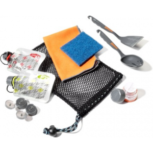 photo: GSI Outdoors Pack Kitchen 8 utensil
