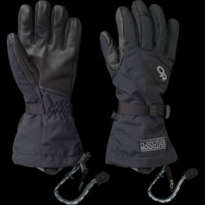 photo: Outdoor Research Women's HighCamp Gloves insulated glove/mitten