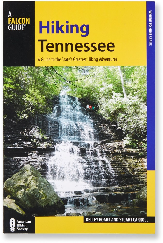 Falcon Guides Hiking Tennessee