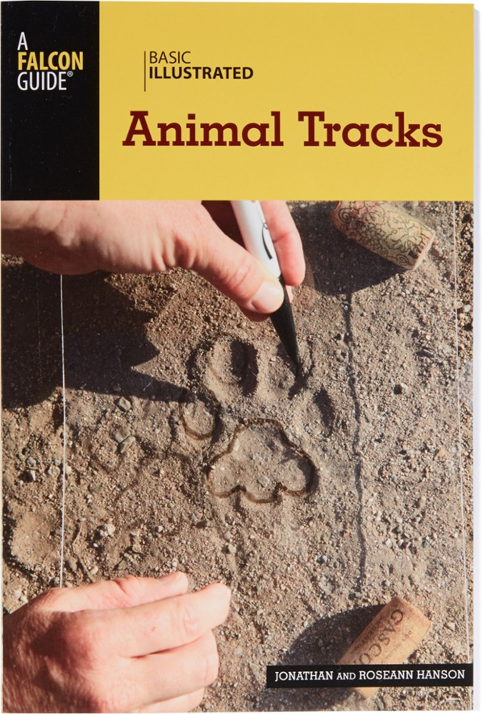 Falcon Guides Basic Illustrated: Animal Tracks