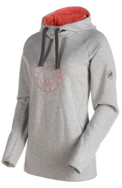 photo: Mammut Women's Logo ML Hoody fleece top