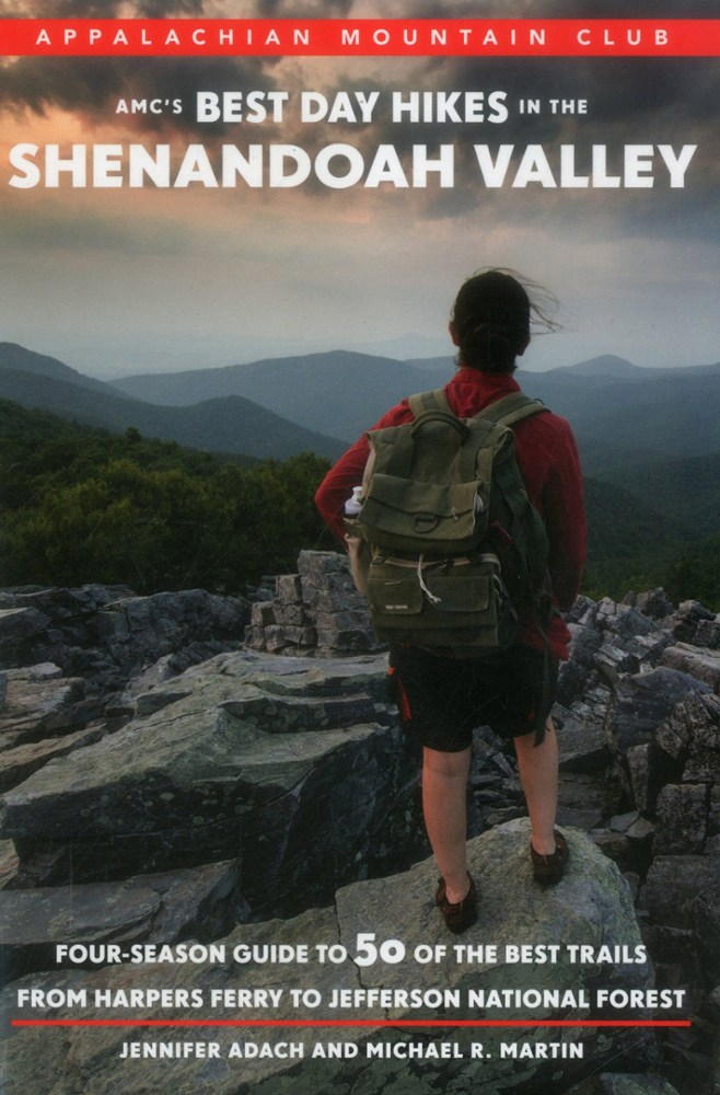 photo: Appalachian Mountain Club AMC's Best Hikes in the Shenandoah Valley us northeast guidebook