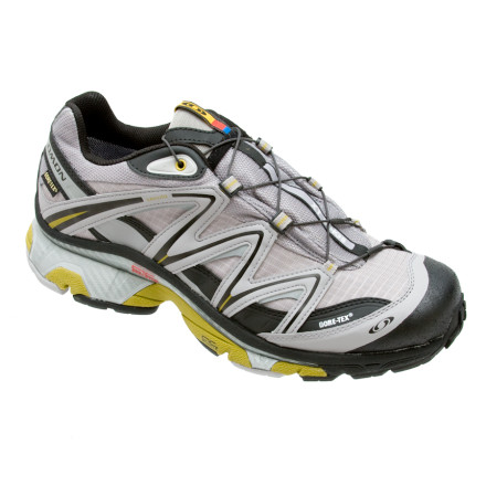 photo: Salomon Men's XT Wings GTX trail running shoe