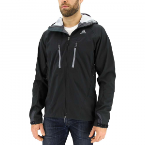 photo: Adidas Terrex Swift Softshell Hoodie soft shell jacket