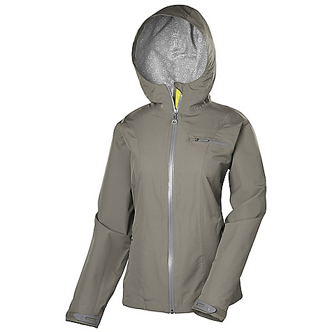 photo: Isis Acqua Rain Shell waterproof jacket