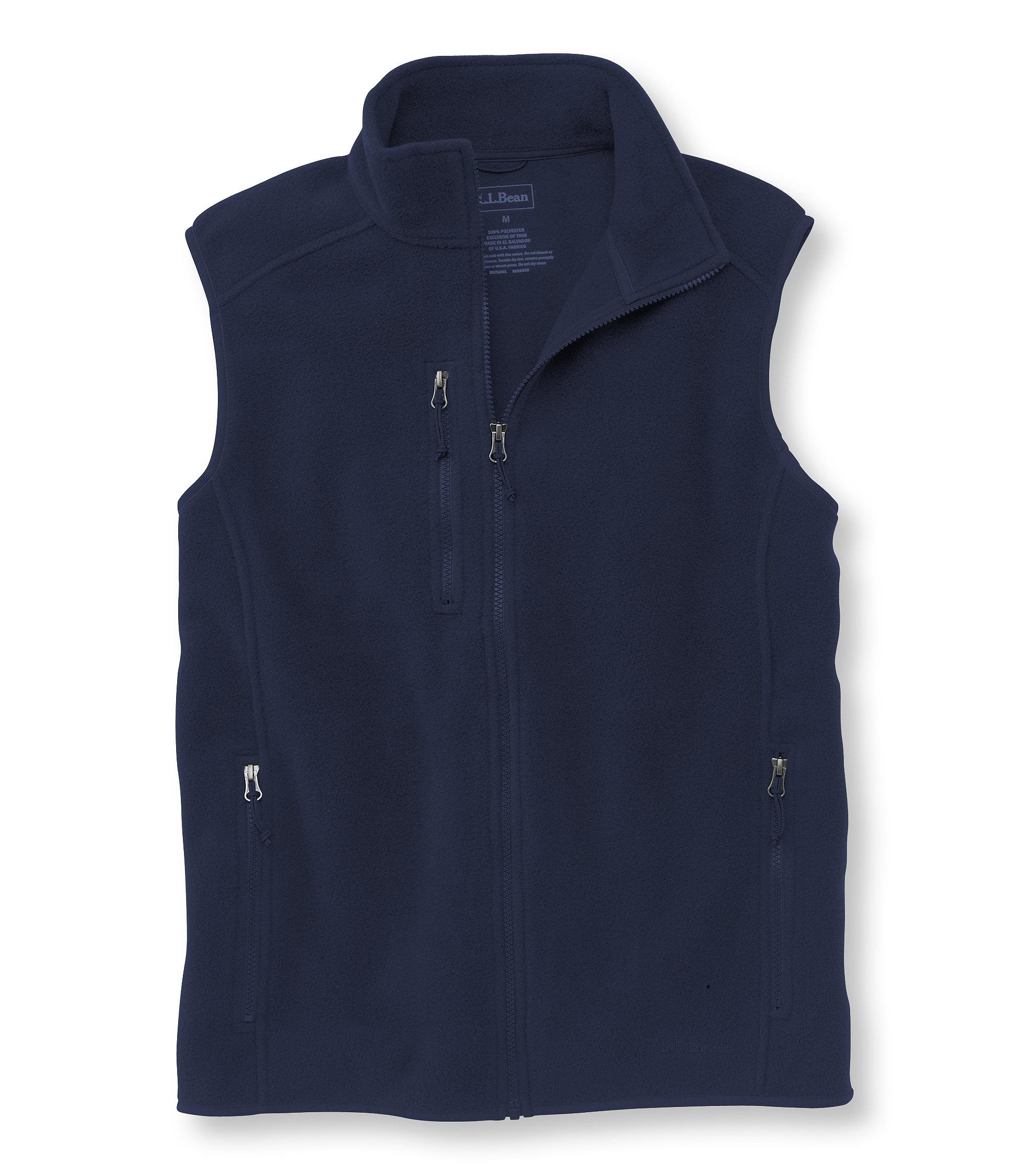 photo: L.L.Bean Trail Model Fleece Vest fleece vest