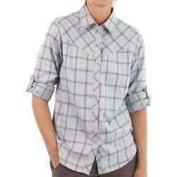 ExOfficio Trailing Off Plaid Long-Sleeve Shirt