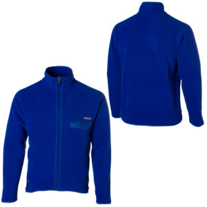 photo: Patagonia Synchilla Snap-Zip Jacket fleece jacket