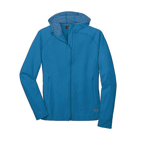 photo: Outdoor Research Vivid Jacket fleece jacket