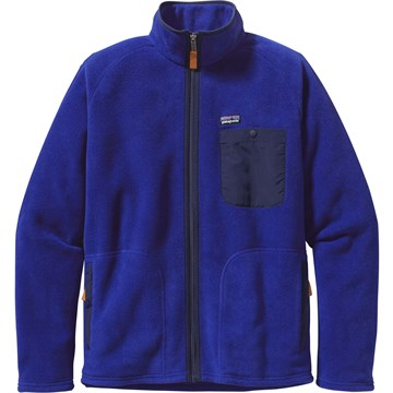 photo: Patagonia Karstens Jacket fleece jacket