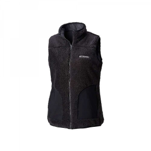 photo: Columbia Bryce Canyon Reversible Vest fleece vest