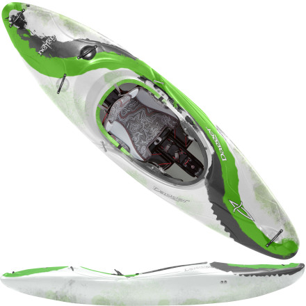 photo: Dagger Nomad whitewater kayak