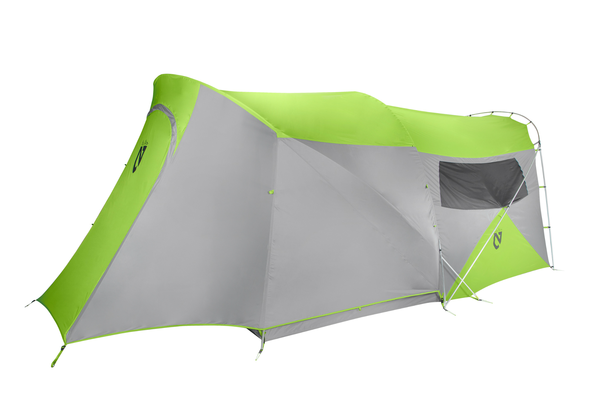 photo: NEMO Wagontop 8P three-season tent