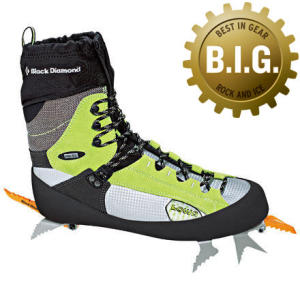 photo: Lowa Ice Comp GTX mountaineering boot