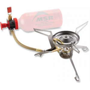 photo: MSR WhisperLite Internationale liquid fuel stove