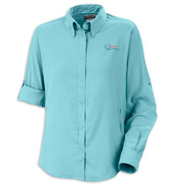Columbia Omni-Dry Tamiami Long Sleeve Shirt