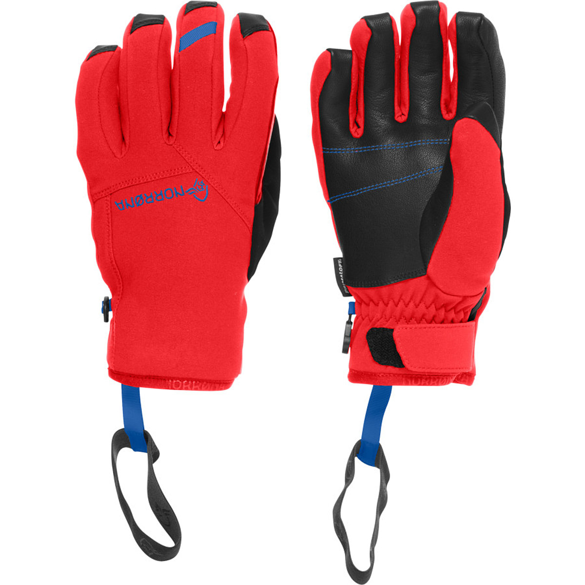 photo: Norrona Lofoten Gore-Tex Short Glove insulated glove/mitten