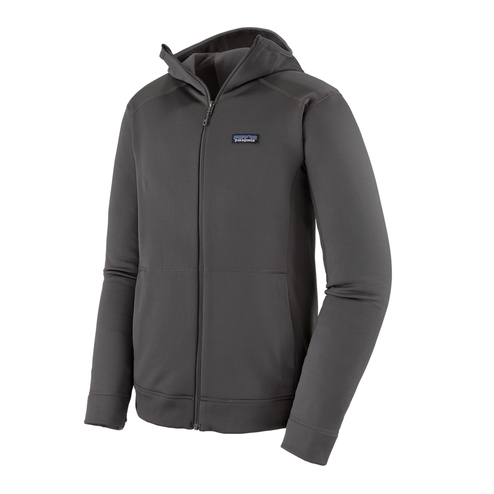 photo: Patagonia Crosstrek Hoody fleece jacket