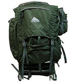 photo: Kelty Tioga external frame backpack