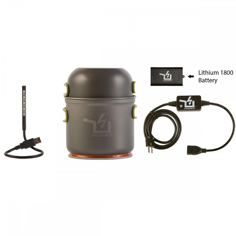 photo: Power Practical The PowerPot pot/pan