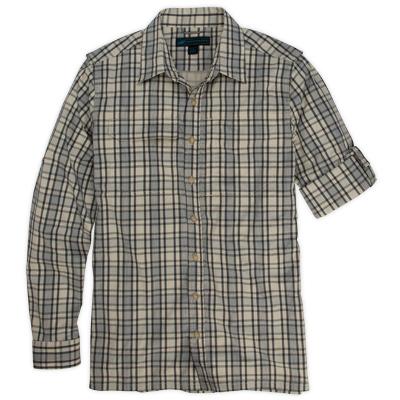 EMS Trailhead Plaid Shirt, L/S