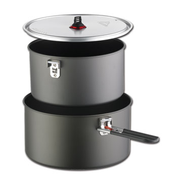 photo: MSR Flex 3 Pot Set pot/pan