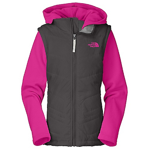 The North Face Vesty Vest Fleece Hoodie