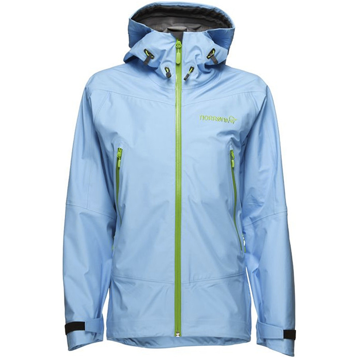 photo: Norrona Boys' Falketind Gore-Tex Jacket waterproof jacket