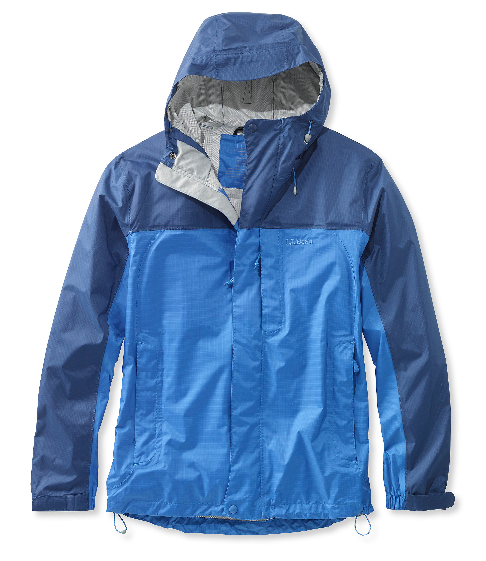 photo: L.L.Bean Trail Model Rain Jacket waterproof jacket
