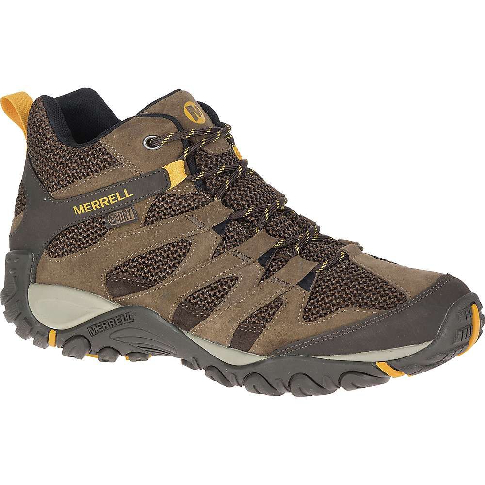 Merrell Radius Mid Waterproof Reviews Trailspace