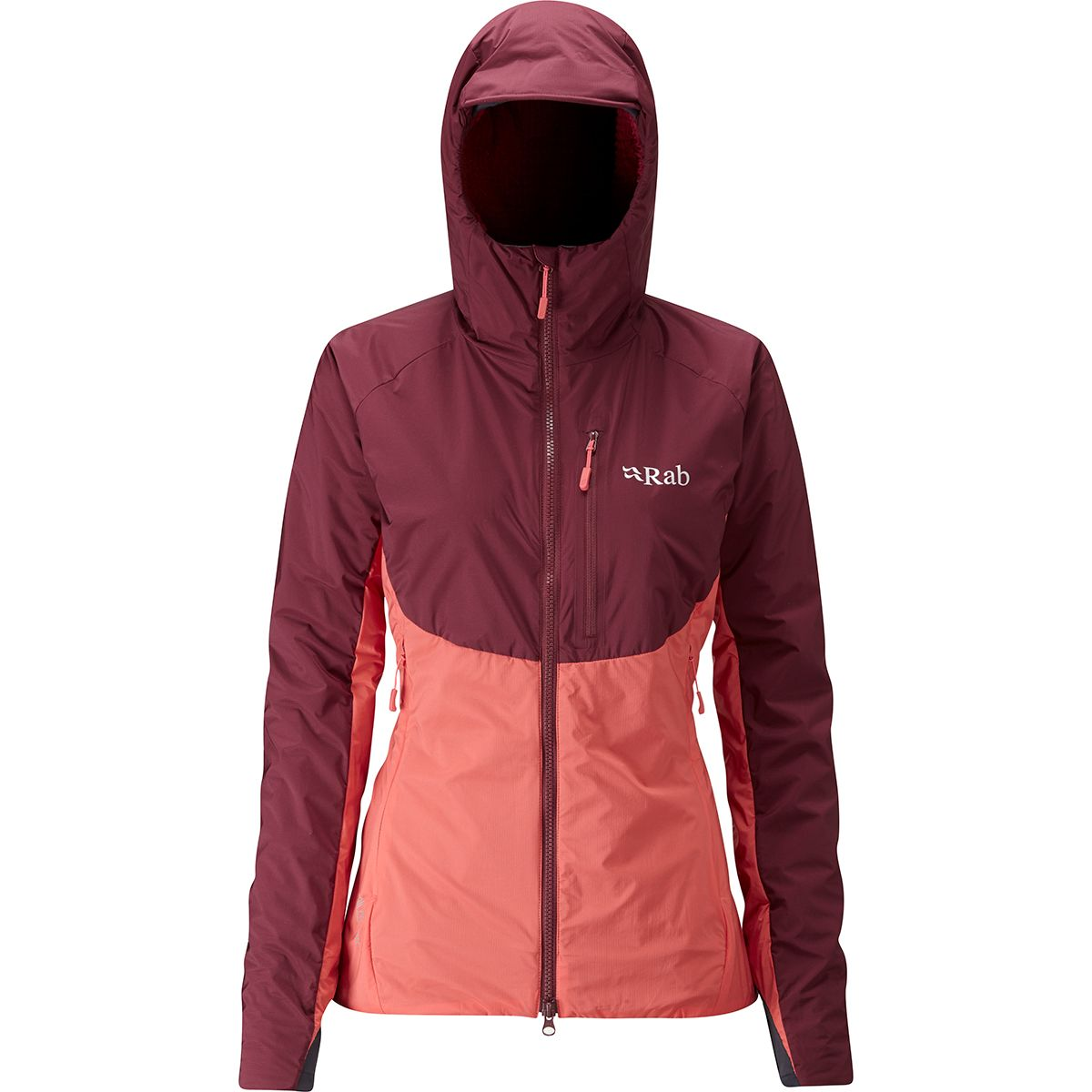 photo: Rab Women's Alpha Direct Jacket waterproof jacket