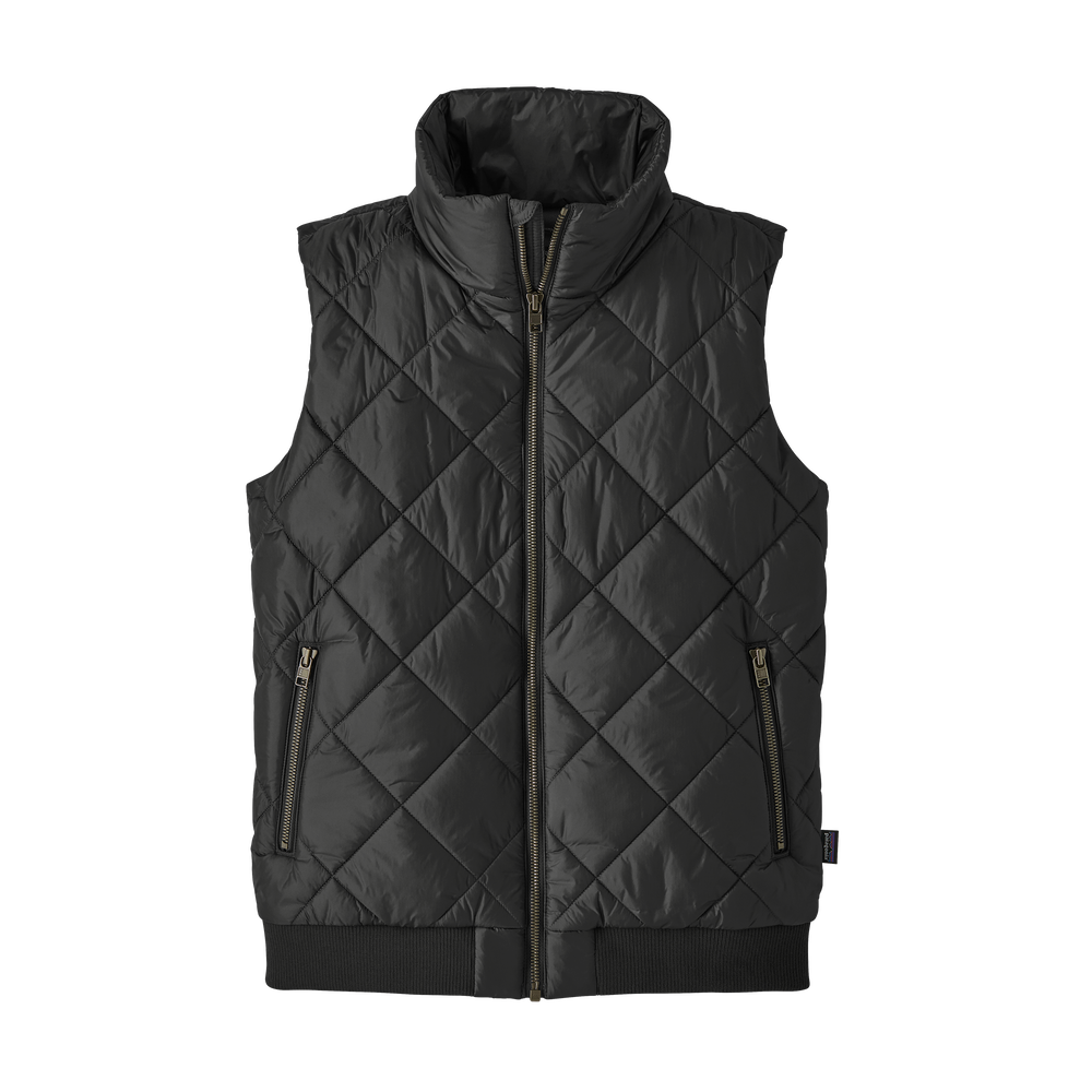 photo: Patagonia Prow Bomber Vest down insulated vest