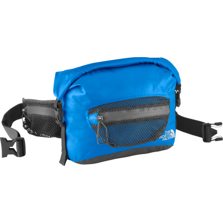 photo: The North Face Waterproof Lumbar lumbar/hip pack