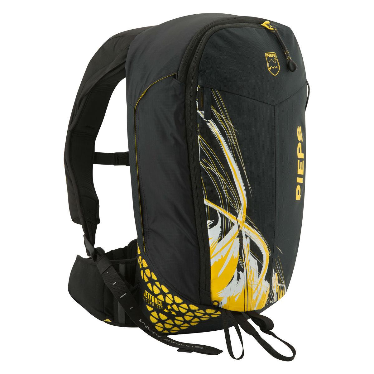 photo: Pieps JetForce Rider 10 avalanche airbag pack