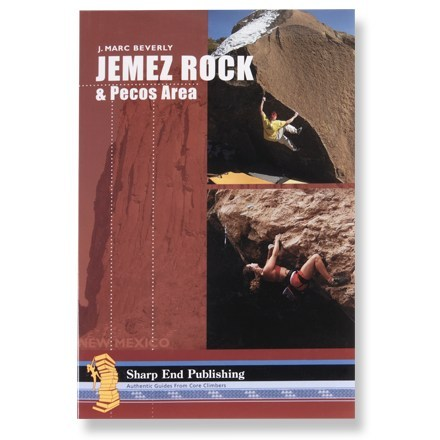 Sharp End Publishing Jemez Rock and Pecos Area
