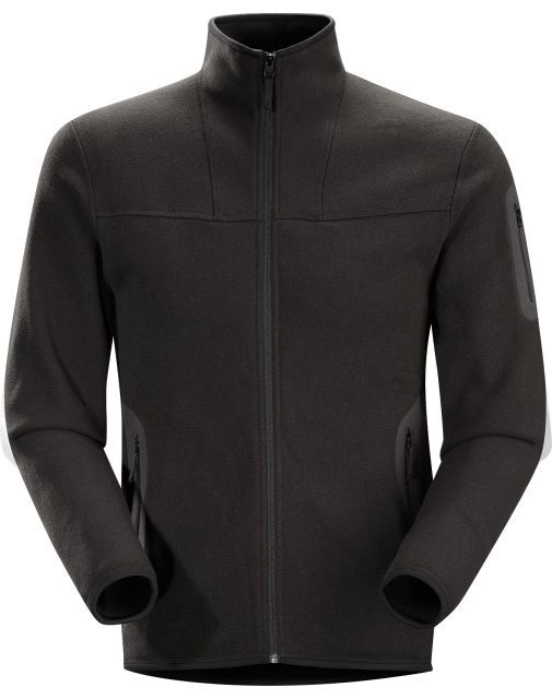 photo: Arc'teryx Men's Covert Cardigan fleece jacket