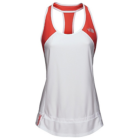 photo: The North Face Cirque-U-Late Tank short sleeve performance top