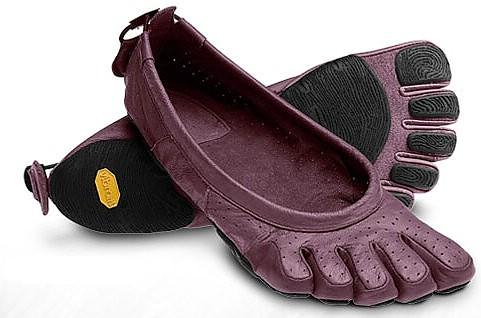 photo: Vibram FiveFingers Performa barefoot / minimal shoe