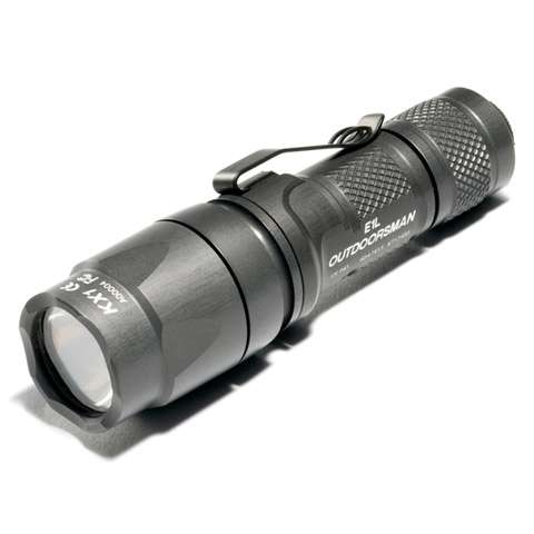 photo: SureFire E1L Outdoorsman flashlight