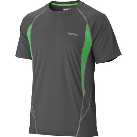 Marmot Stride Short Sleeve