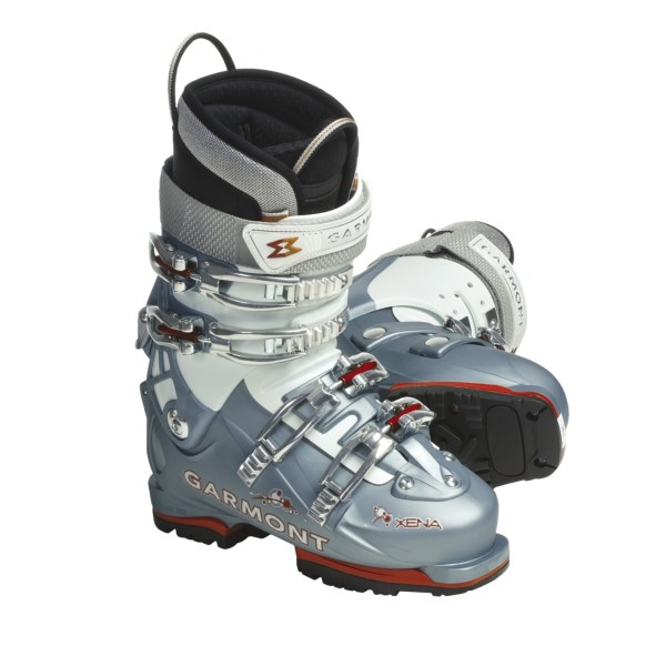 photo: Garmont Xena alpine touring boot
