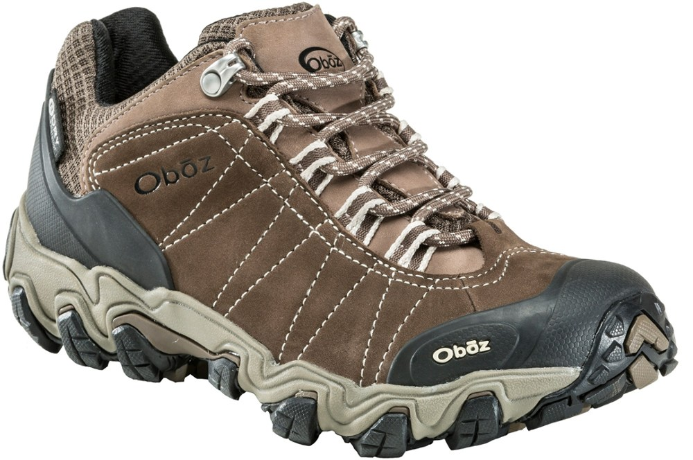 photo of a Oboz trail shoe