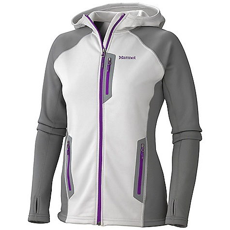 Marmot Power Stretch Zip Hoody
