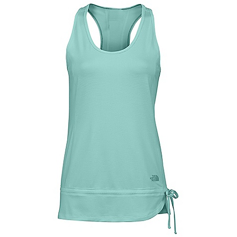 photo: The North Face Tadasana Tunic short sleeve performance top