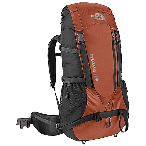 photo: The North Face Terra 45 overnight pack (35-49l)