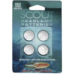 Princeton Tec Scout Batteries