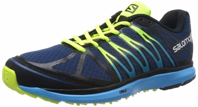 photo: Salomon Men's X-Tour trail running shoe