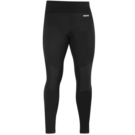 photo: Salomon XA WS Tight performance pant/tight
