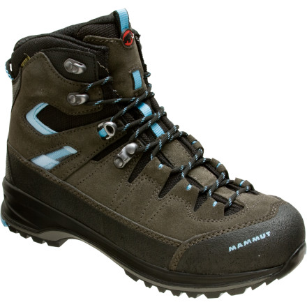 photo: Mammut Crystal GTX Boot backpacking boot