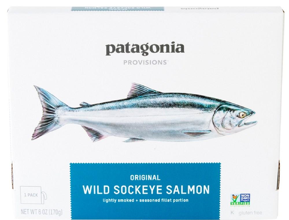 Patagonia Provisions Wild Sockeye Salmon